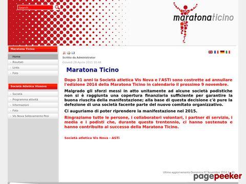 Maratona Ticino (Schweiz)
