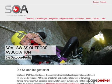 Swiss Outdoor Association