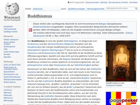 Buddhismus - Wikipedia