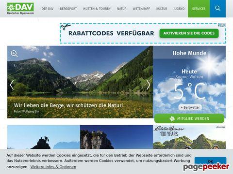 Deutscher Alpenverein e.V. (DAV)