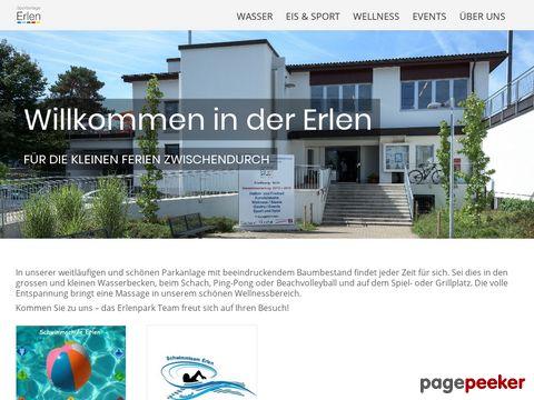 Sportanlage Erlen AG (Dielsdorf ZH)