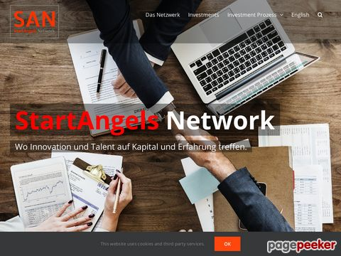 startangels.ch - Das StartAngels Network