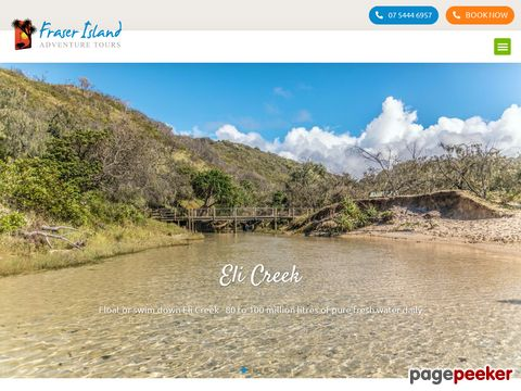 tourfraser.com.au - Fraser Island Adventure Tours