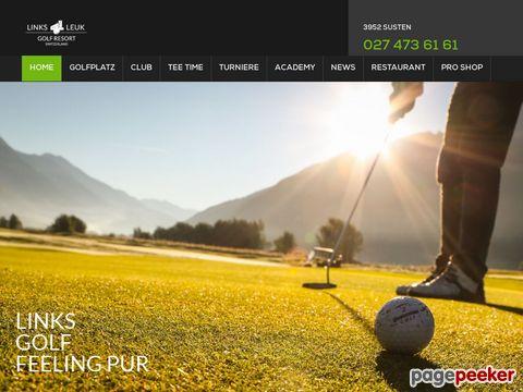 Golfclub Leuk (Leuk-Stadt VS)