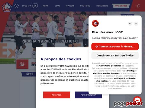Lille olympique sporting club (LOSC)