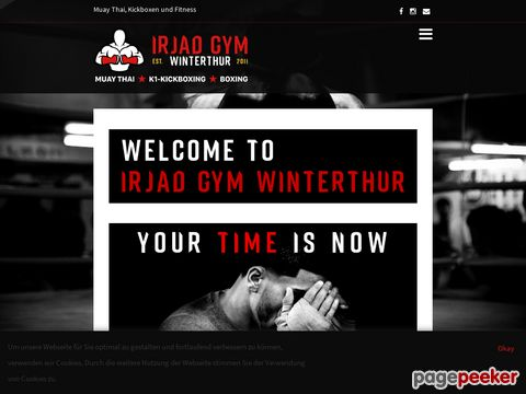Irjad Gym Winterthur & Traditionelles Muay Thai und K1-Kickboxen