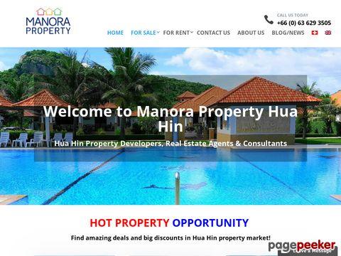 Immobilien Hua Hin Thailand