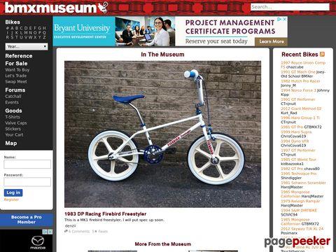 BMXMUSEUM.com - BMX Museum