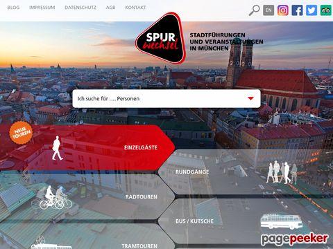 Events – Spurwechsel München