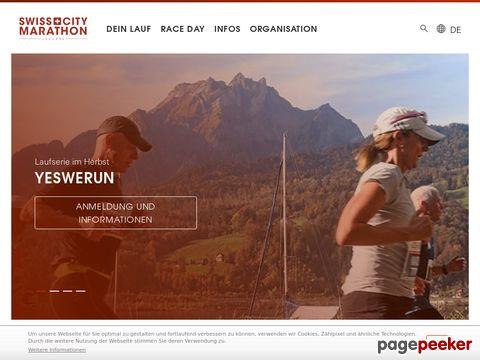 Lucerne Marathon - Switzerland