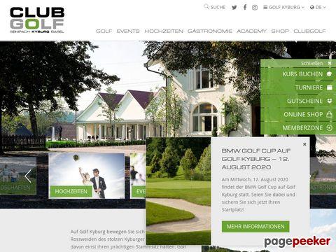 Golf Kyburg (Kemptthal ZH)