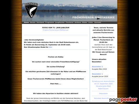 Fischerverein Pfäffikersee