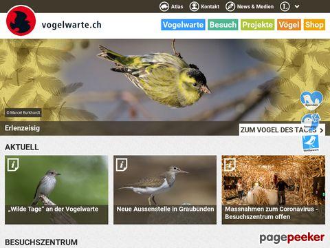 Schweizerische Vogelwarte Sempach LU