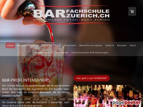 Barfachschule Zürich GmbH