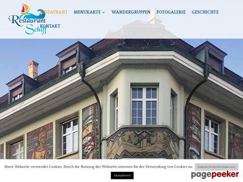 Restaurant Schiff Basel