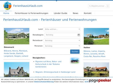 ferienhausurlaub.com