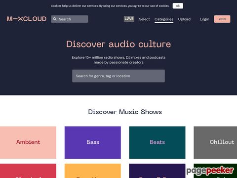 Mixcloud - Making radio better | Mixcloud