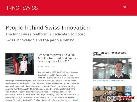 inno-swiss.com - Innovation Made in Switzerland