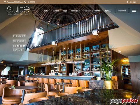 Lounge & Bar suite