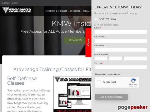 Krav Maga Association of America, Inc. Israeli Self Defense
