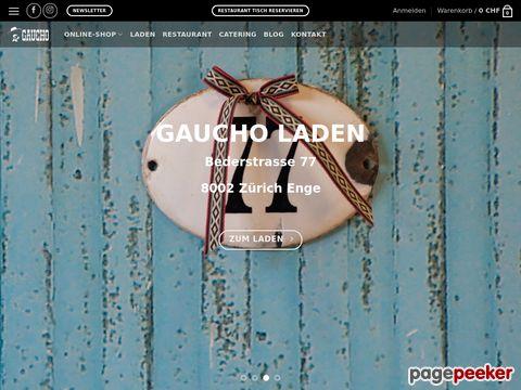 gaucho.ch - Qualitäts-Rindfleisch aus Argentinien