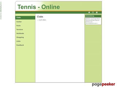 Tennis - Online - CH - Tennis - Portal