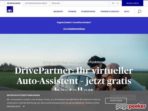 Prozesskostenrechner von AXA Winterthur