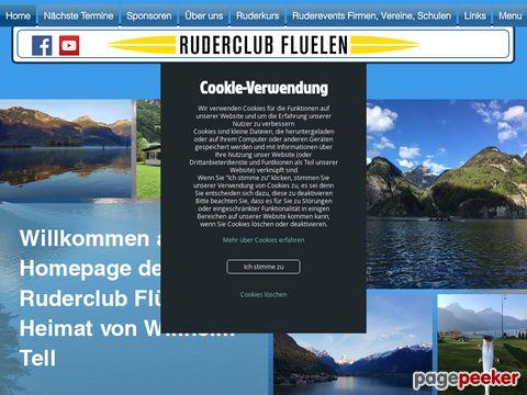 Ruderclub Flueelen (Kanton Uri)