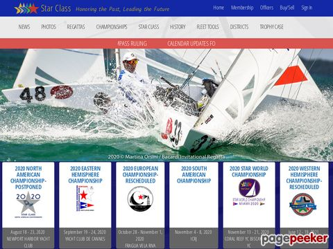 International Star Class Yacht Racing Association