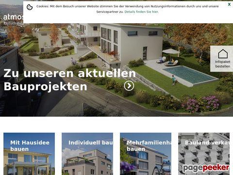 Atmoshaus AG - Fertighaus bauen