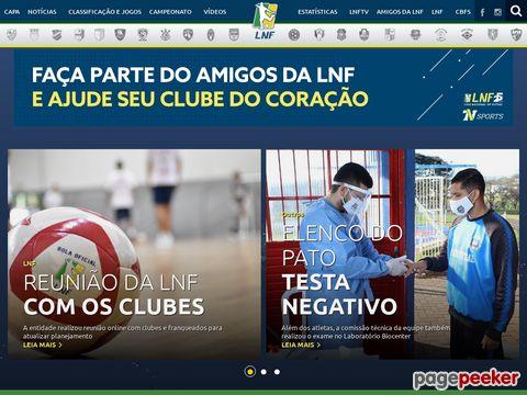 ligafutsal.com.br - Futsal do Brasil