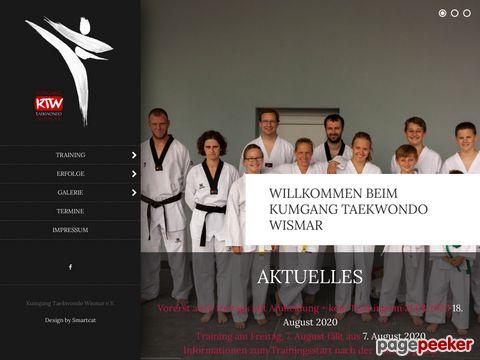 Kumgang Taekwondo-Wismar e.V.