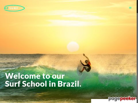 Evandro dos Santos Surf School :: Florianopolis Brazil