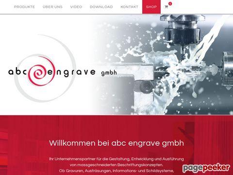 abc engrave GmbH - zürich