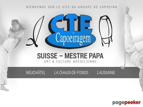 CTE Capoeiragem - Association Capoeira Neuchâtel - Suisse