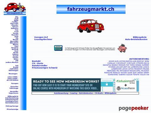 Fahrzeugmarkt.ch