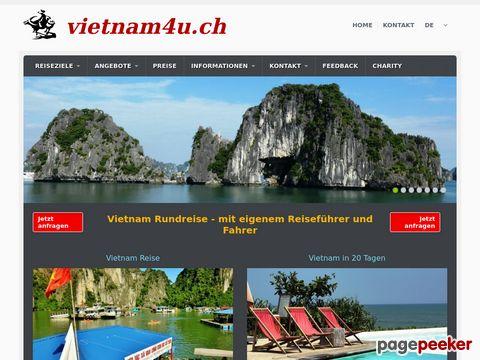 Steinemann Vietnam Reisen - Ihr Vietnam Profi für ihre individuellen Reisen in Vietnam