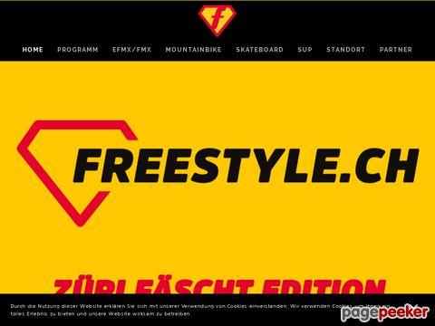 freestyle.ch - Freestylecontest in Zürich