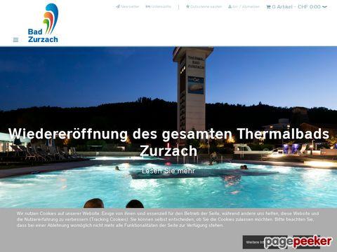 Thermalbad Zurzach - Entspannung, Gesundheit und Vergnügen (AG)