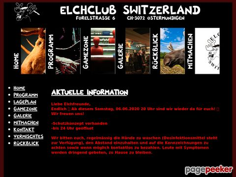 Elchclub Switzerland