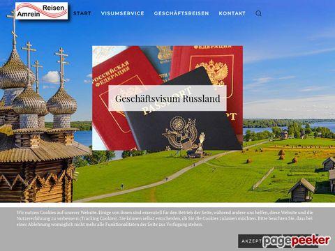 Rusvisit.ch Visum Einladung Flüge Russland