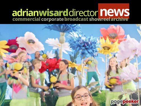 Adrian Wisard - Freischaffender Director für Broadcast-, Werbefilm- und Multimediaproduktionen.