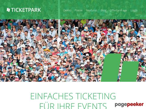 ticketpark.ch - Ticketbörse