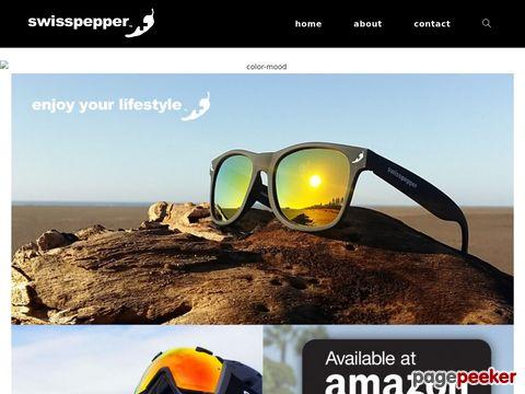 swisspepper.com - Schweizer Männerunterwäsche