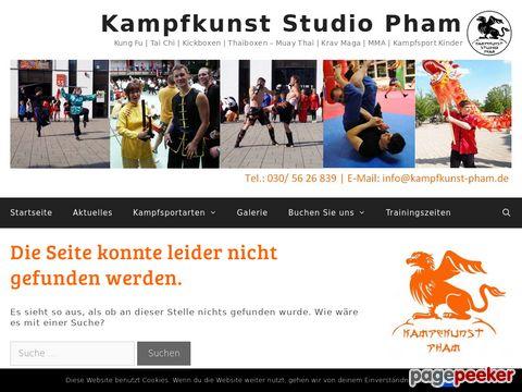 Kickboxen in Berlin Hellersdorf