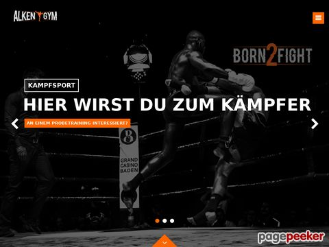 alken-gym.ch - Alken Gym - Muay Thai - Switzerland (Baden)