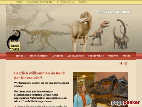 Sauriermuseum Aathal (Aargau)