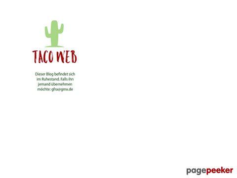Tacoweb - mexikanische Küche, Rezepte und Esskultur