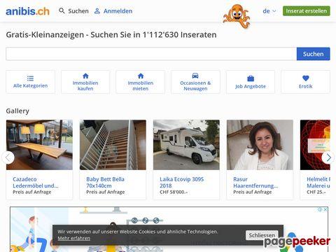 Gratis-Inserate.ch - Inserate Kleinanzeigen kostenlos suchen und anbieten
