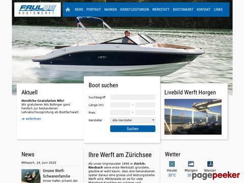 Yachtwerft Faul AG